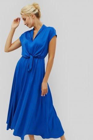 "Nomes. Платье ""DERIAN"" синий. Артикул: NMS1814-1462"