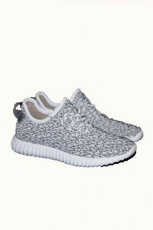 Vision FS. Трендовые текстильные кроссовки. Артикул: 16103 W