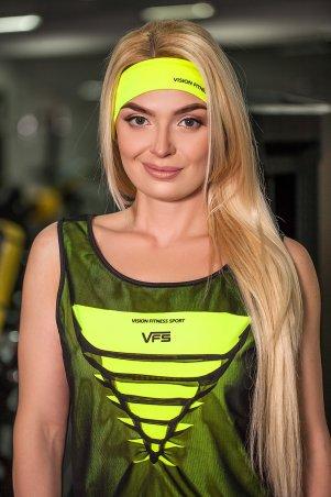 "Vision Fitness Sport. Свободная майка для спорта ""Blade PRO"". Артикул: 17917 Z"