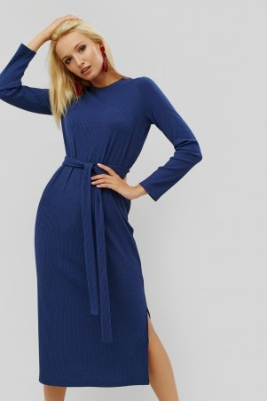 "Cardo. Платье ""TOVAS"" синий. Артикул: CRD1804-1881"