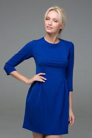 Zefir. Платье с пышной юбкой. Артикул: LOFT синее