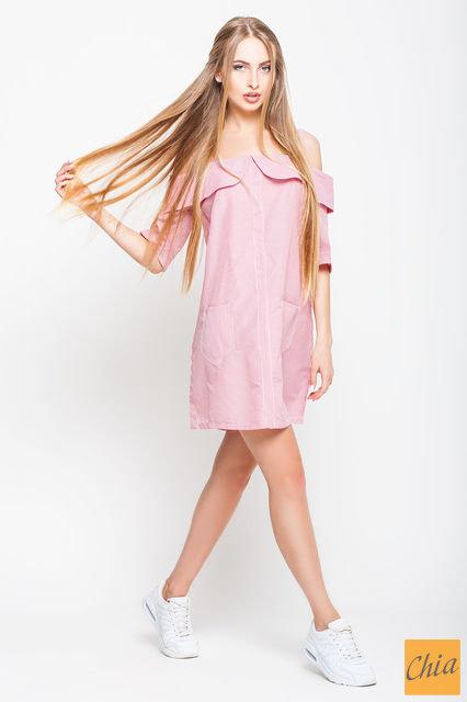 Платье PN 699 PN699 от , цвет красный