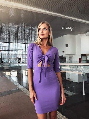 New Style. Платье. Артикул: 1292_фиолетовый