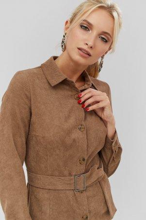 """Cardo: Платье """"MILLY"""" коричневый CRD1804-1942 - главное фото"""