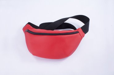 Reform. Поясная сумка (бананка)  красная. Артикул: a.SB19