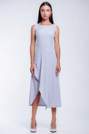 S.OVA. Стильное повседневное платье длиной мини. Артикул: S1226