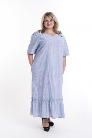 BigFashionStyle. Платье Азиза. Артикул: 579А1