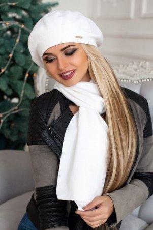 Braxton: Комплект «Беатта» (берет и шарф) 2270-01-10 - главное фото