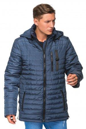 KARIANT. Мужская демисезонная куртка Синий. Артикул: Итан синий