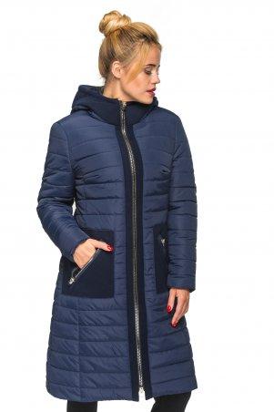 KARIANT. Женская зимняя куртка Синий. Артикул: Эмма синий