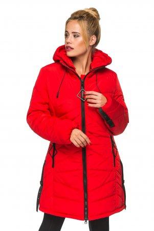 KARIANT. Женская зимняя куртка Красный. Артикул: Амина красный