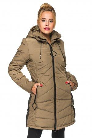KARIANT. Женская зимняя куртка Хаки. Артикул: Амина хаки