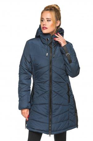 KARIANT. Женская зимняя куртка Синий. Артикул: Амина синий
