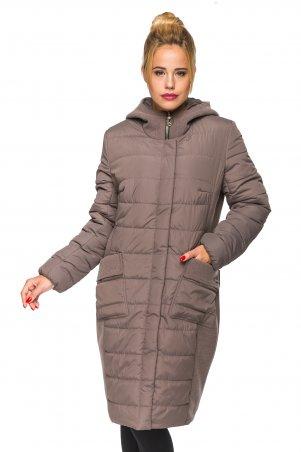 KARIANT. Женская зимняя куртка Мокко. Артикул: Хлоя мокко