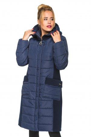 KARIANT. Женская зимняя куртка Синий. Артикул: Хлоя синий