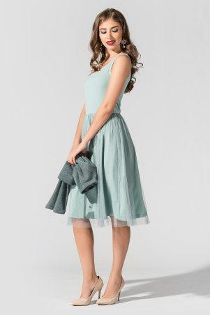 """TessDress. Платье-двойка из фатина """"Франческа"""". Артикул: 1590"""