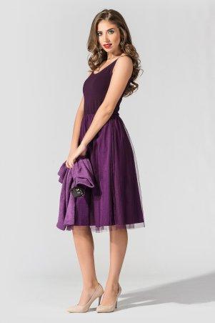 """TessDress. Платье-двойка из фатина """"Франческа"""". Артикул: 1589"""