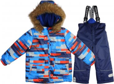 Garden baby: Комплект (Куртка для мальч. / Полукомбинезон для мальч.) 102017-63/33 - главное фото