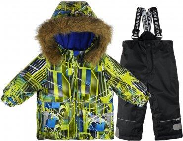 Garden baby: Комплект (Куртка для мальч. / Полукомбинезон для мальч.) 102017-63/28 - главное фото