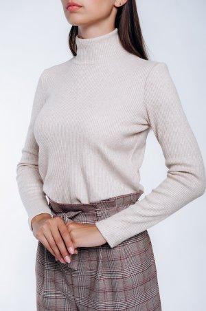 S.OVA. Стильный женский джемпер из трикотажа. Артикул: S5018