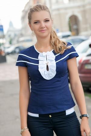 Bisou: Блуза 1235 - главное фото