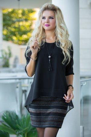 Bisou: Платье с шифоном 7564 - главное фото