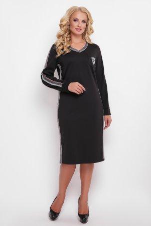 Vlavi. Платье Виталина черное. Артикул: 1199