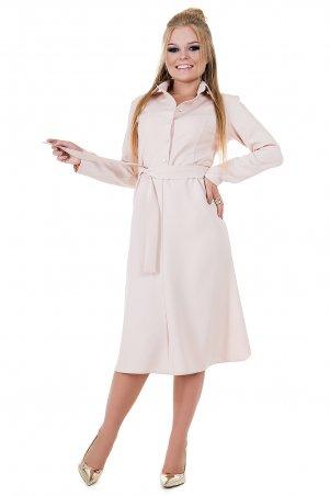 "Vision FS. Элегантное платье-рубашка ""Линда"". Артикул: 18627 W"