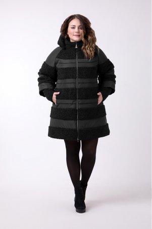 Riches. Пальто зимнее с каракулем. Артикул: 652