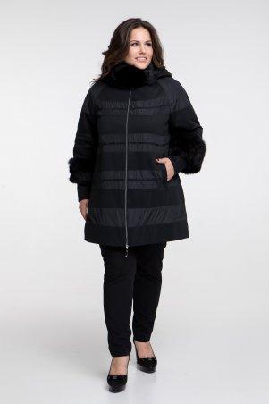Riches. Пальто с мехом кролика. Артикул: 650