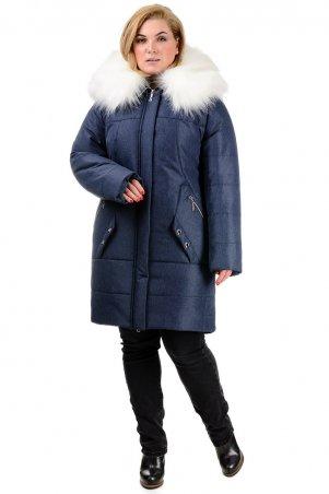 A.G.. Зимняя куртка-парка «Метелица». Артикул: 221 джинс