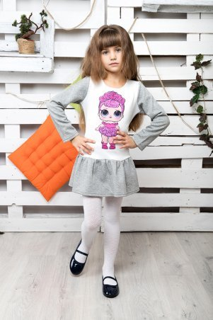 Miakids. Платье Кукла Лол №1. Артикул: 042-041