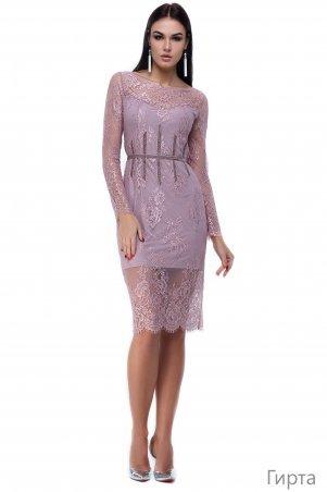 Angel PROVOCATION. Платье. Артикул: ГИРТА пудровый+пудровый