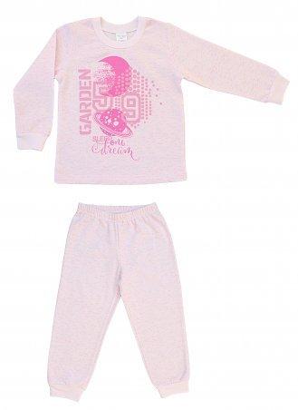 Garden baby. Пижама для девочки «Капнавал планет». Артикул: 34029-07