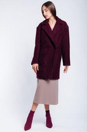 S.OVA. Женское пальто двубортное. Артикул: S70042