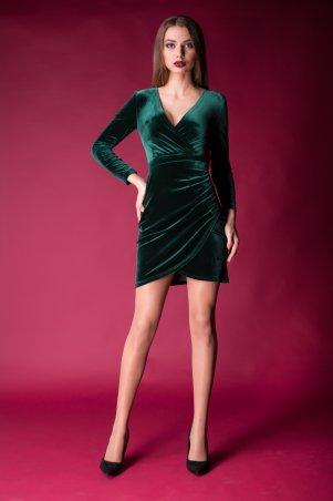 Cocoon. Платье. Артикул: Fata-emerald