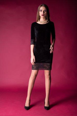 Cocoon. Платье. Артикул: Matmazel-black