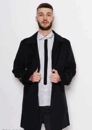. Пальто. Артикул: GN-222_темно-серый