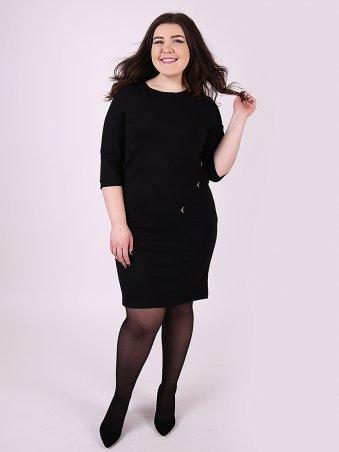 Eva Style. Платье. Артикул: 1144_черный