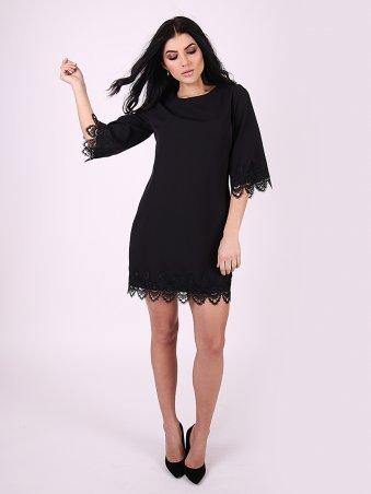 Eva Style. Платье. Артикул: 1145_черный
