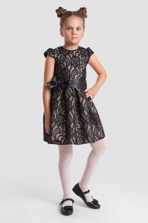 Modna Anka. Детское платье 112140 черный. Артикул: 112140