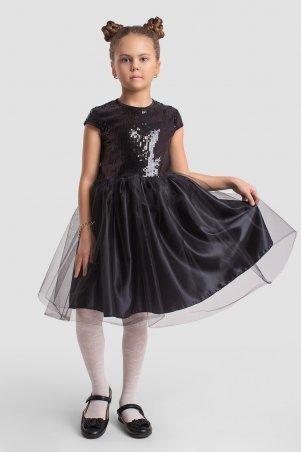 Modna Anka. Детское платье 112142 черный. Артикул: 112142