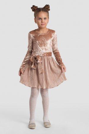Modna Anka. Детское платье 112143 розовый. Артикул: 112143