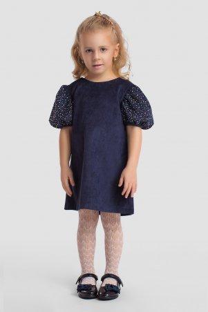 Modna Anka. Детское платье 112144 синий. Артикул: 112144