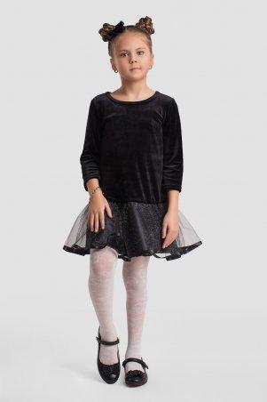 Modna Anka. Детское платье 112145 черный. Артикул: 112145