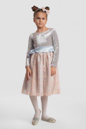 Modna Anka. Детское платье 112147 розовый. Артикул: 112147