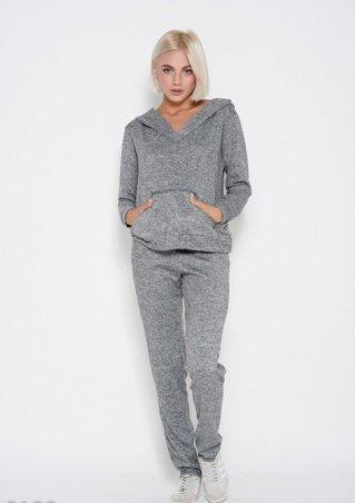 ISSA PLUS: Спортивные костюмы 9199_серый - главное фото
