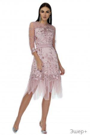 Angel PROVOCATION. Платье. Артикул: ЭШЕР+ пудра