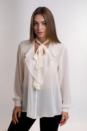 K&ML. Стильная женская блуза из шифона. Артикул: 484.1
