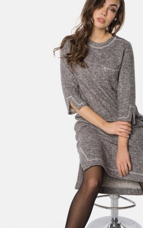 MR520: Платье MR 229 2650 0818 Gray - главное фото